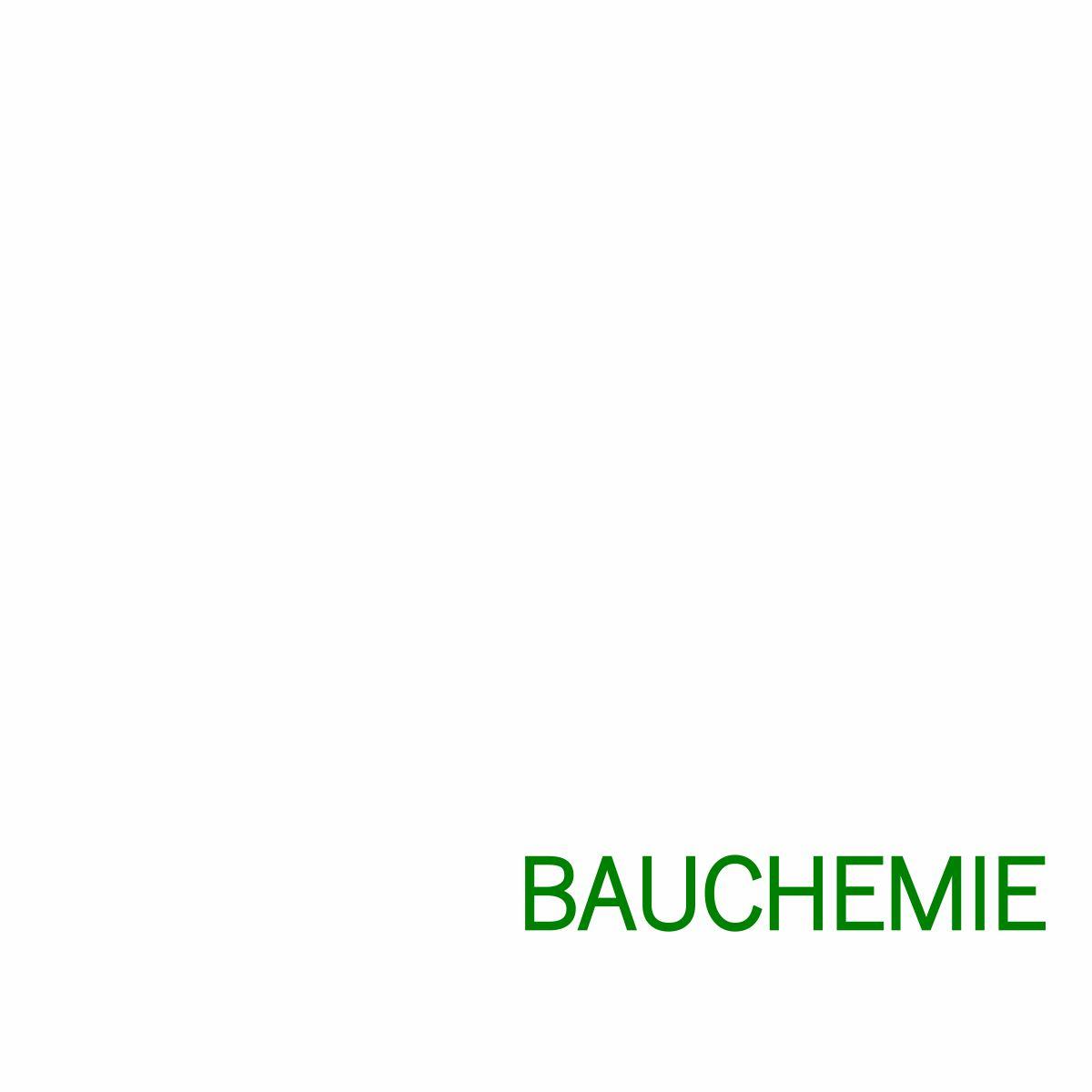 Grafik Branche Bauchemie