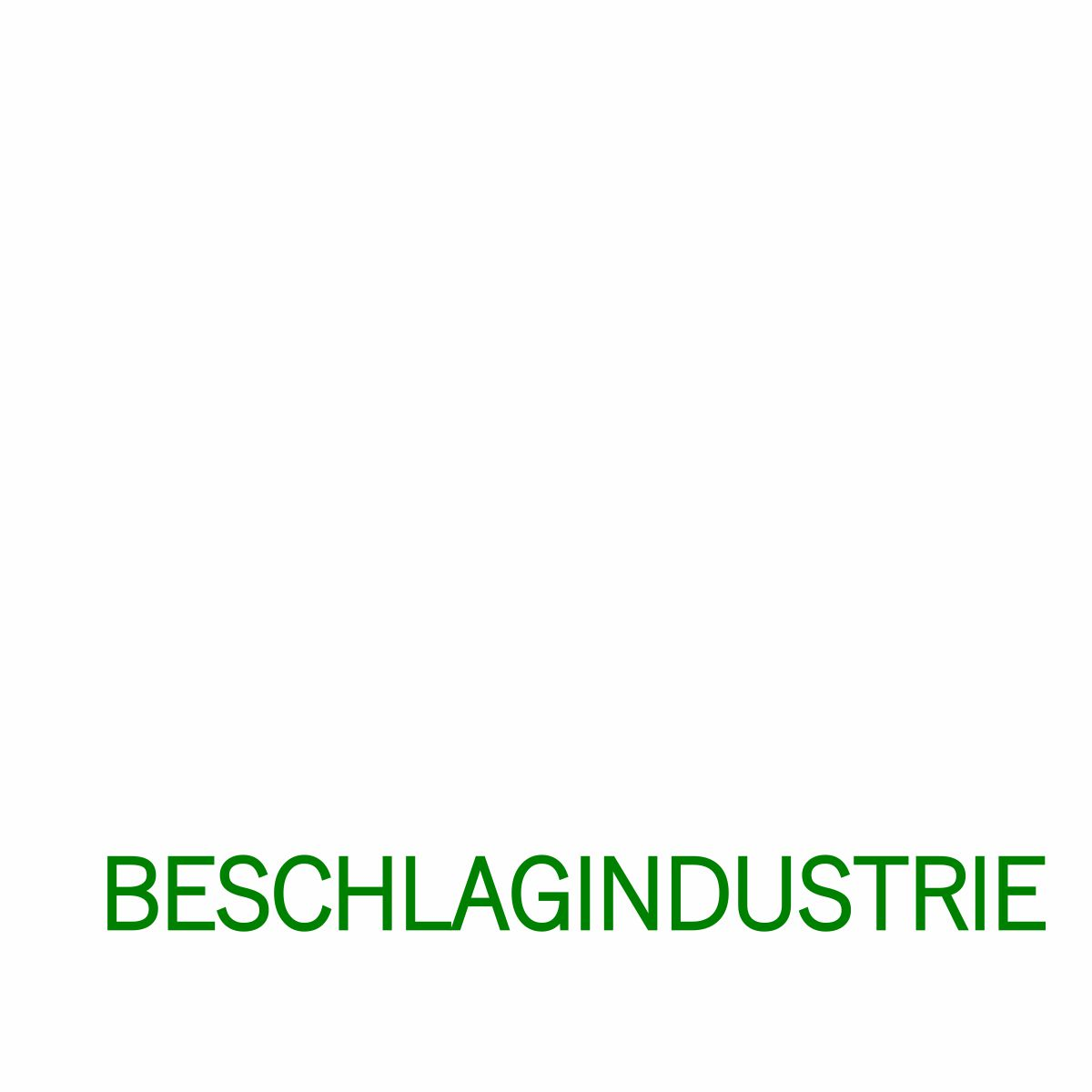 Grafik Branche Beschlagindustrie