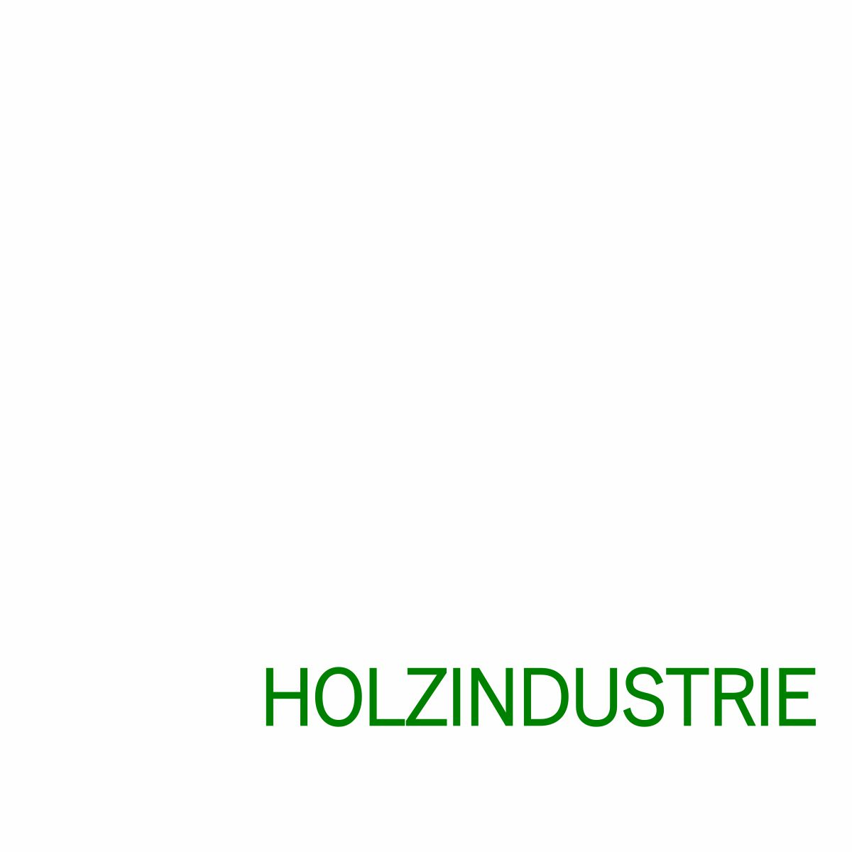 Grafik Branche Holzindustrie