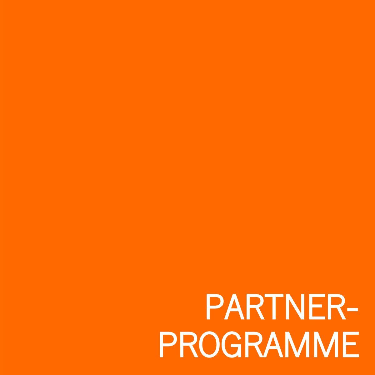 Grafik Partner-Programme