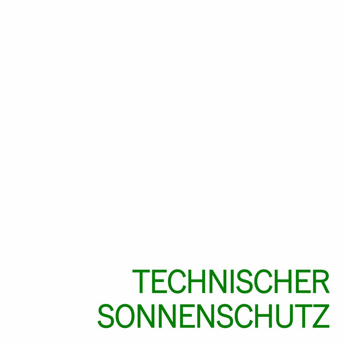 Grafik Branche Technischer Sonnenschutz
