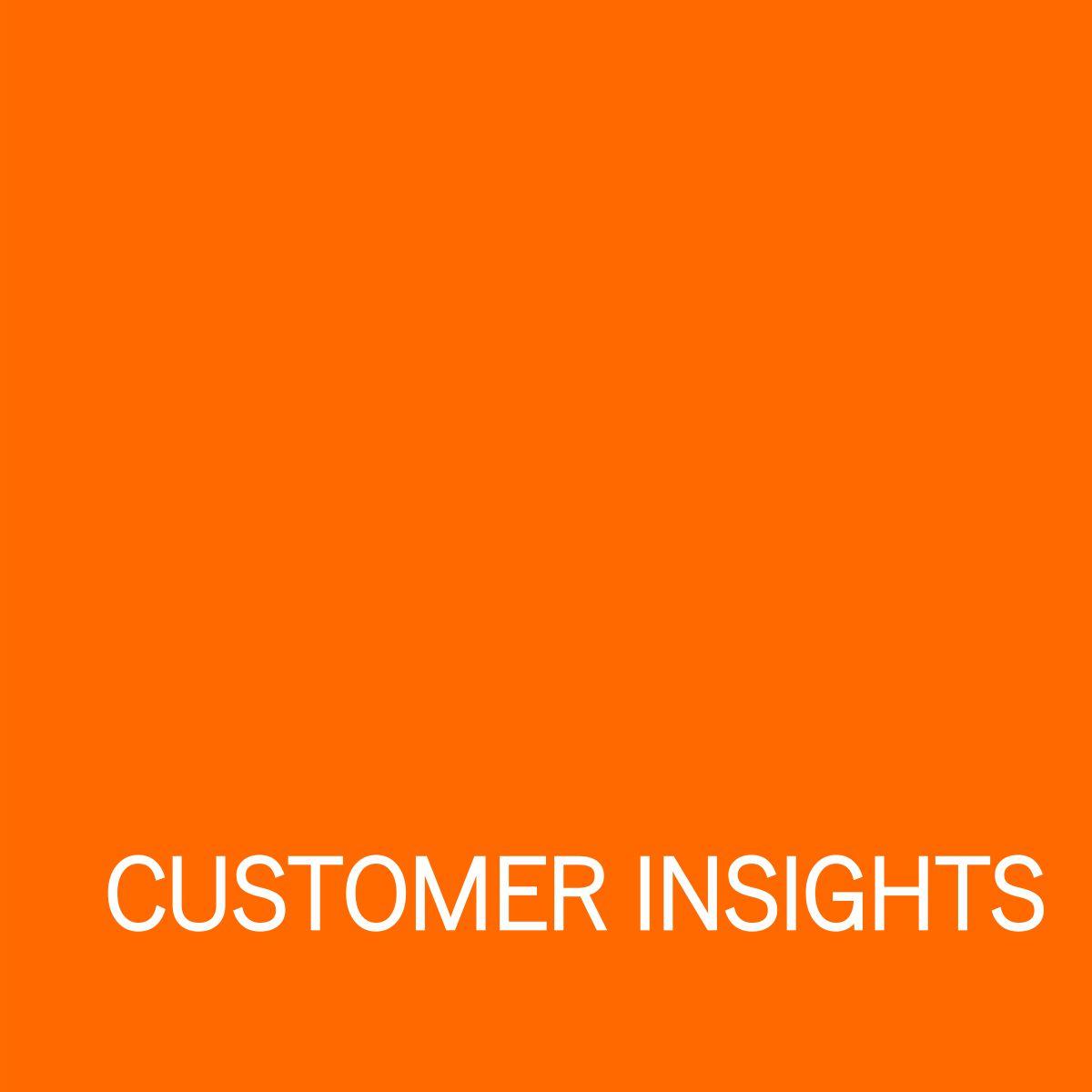 Grafik Customer Insides