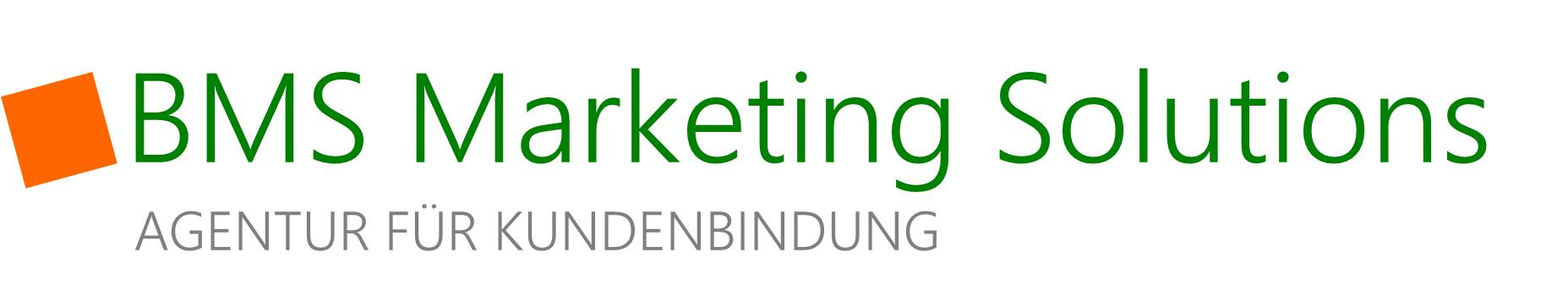 BMS Marketing Solutions | Agentur für Kundenbindung